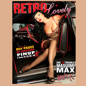 Retro Lovely Issue 1