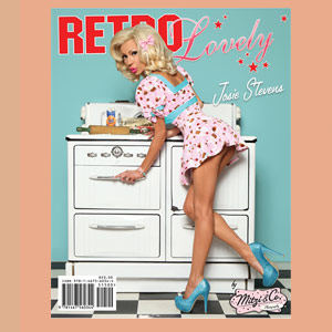 Retro Lovely Issue 8
