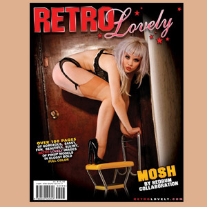 Retro Lovely Issue 2