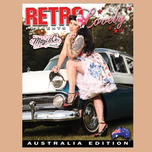Retro Lovely Issue Australian Edition